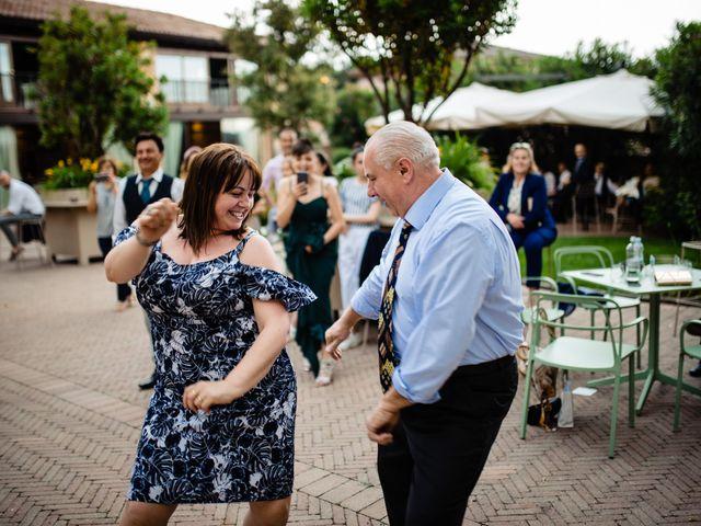 Il matrimonio di Giovanni e Giulia a Saronno, Varese 80