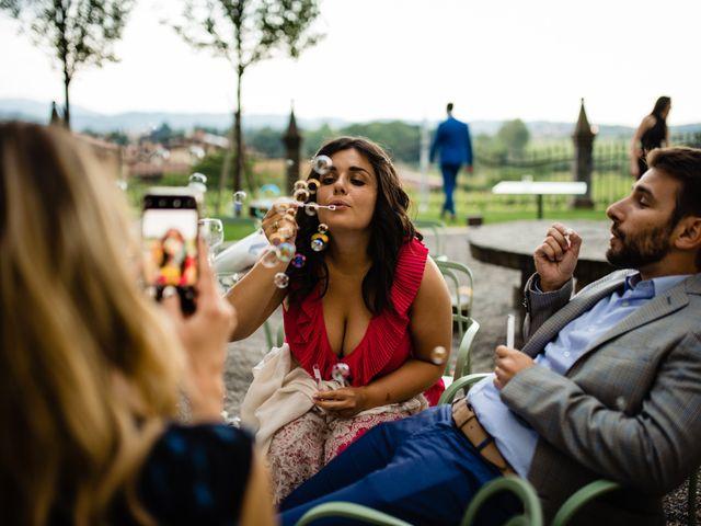 Il matrimonio di Giovanni e Giulia a Saronno, Varese 82