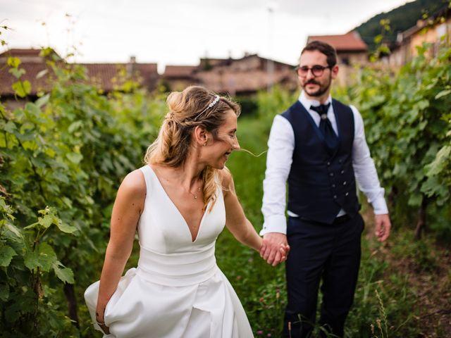 Il matrimonio di Giovanni e Giulia a Saronno, Varese 83