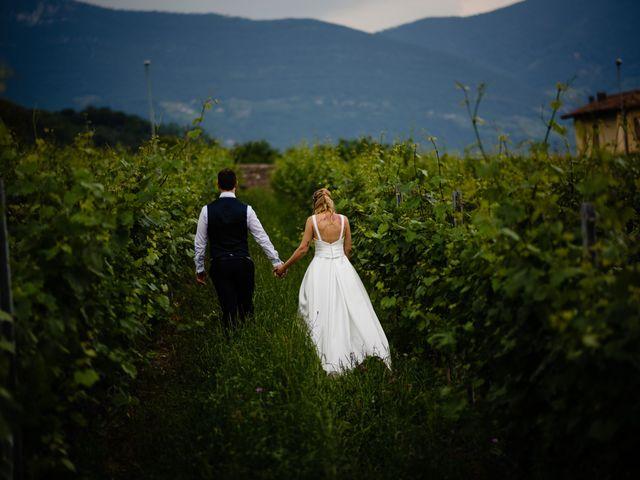 Il matrimonio di Giovanni e Giulia a Saronno, Varese 84