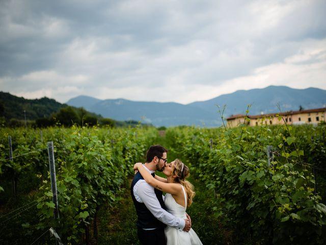 Il matrimonio di Giovanni e Giulia a Saronno, Varese 85
