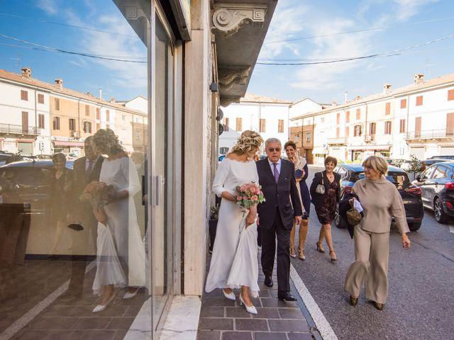 Il matrimonio di Fabrizio e Isabella a Piovera, Alessandria 16