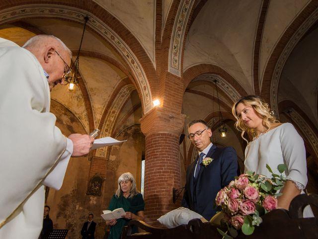 Il matrimonio di Fabrizio e Isabella a Piovera, Alessandria 21