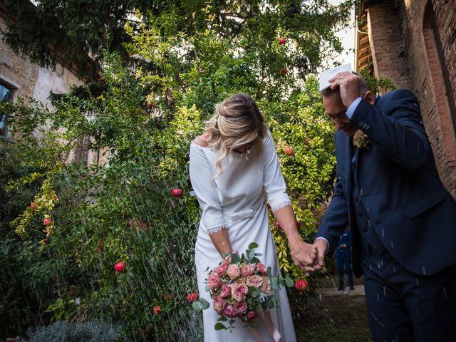 Il matrimonio di Fabrizio e Isabella a Piovera, Alessandria 28