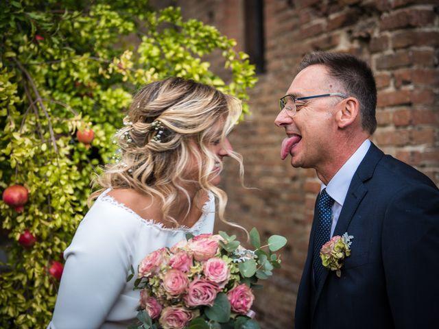 Il matrimonio di Fabrizio e Isabella a Piovera, Alessandria 30