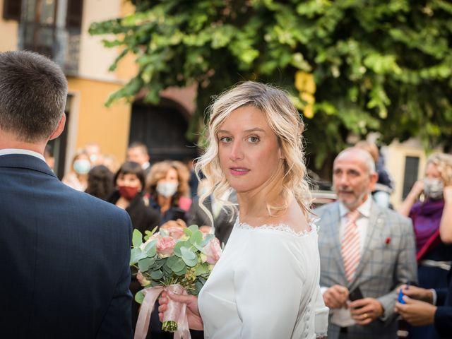Il matrimonio di Fabrizio e Isabella a Piovera, Alessandria 32