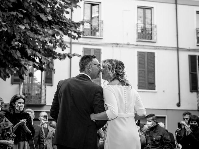 Il matrimonio di Fabrizio e Isabella a Piovera, Alessandria 33