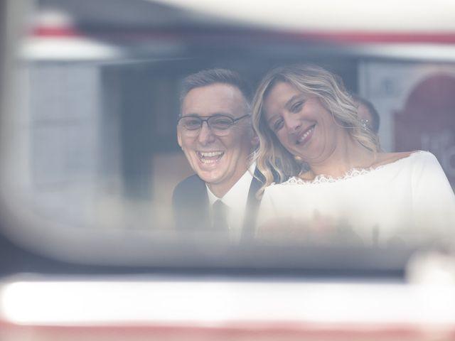 Il matrimonio di Fabrizio e Isabella a Piovera, Alessandria 34
