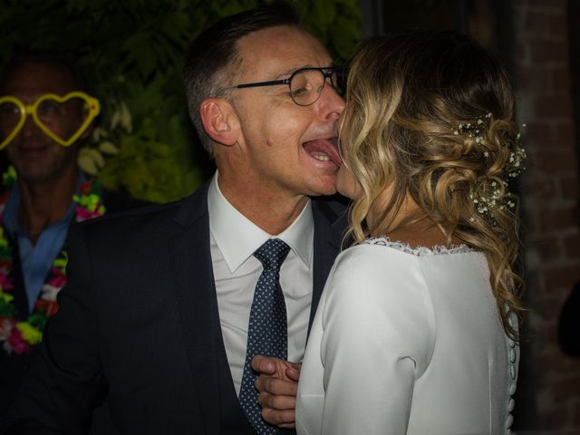 Il matrimonio di Fabrizio e Isabella a Piovera, Alessandria 48