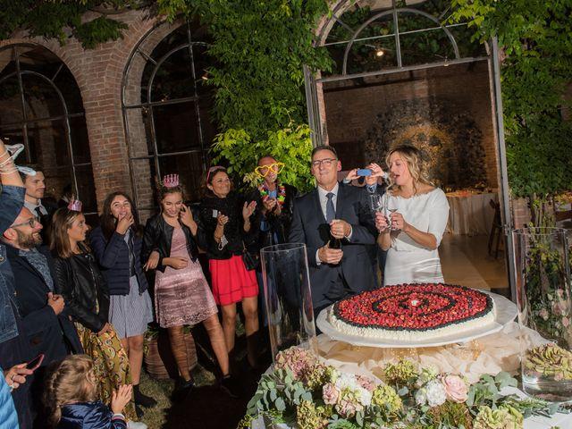 Il matrimonio di Fabrizio e Isabella a Piovera, Alessandria 49