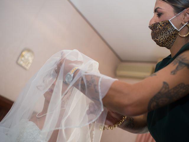Il matrimonio di Simone e Noemi a Settimo San Pietro, Cagliari 43