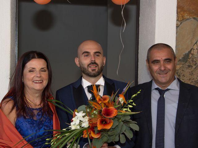 Il matrimonio di Simone e Noemi a Settimo San Pietro, Cagliari 69
