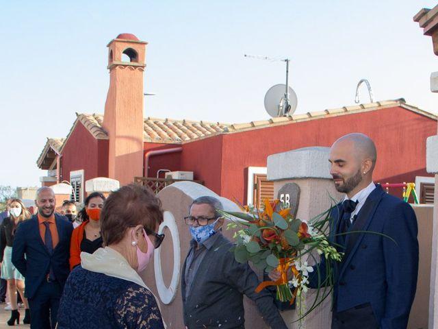 Il matrimonio di Simone e Noemi a Settimo San Pietro, Cagliari 70