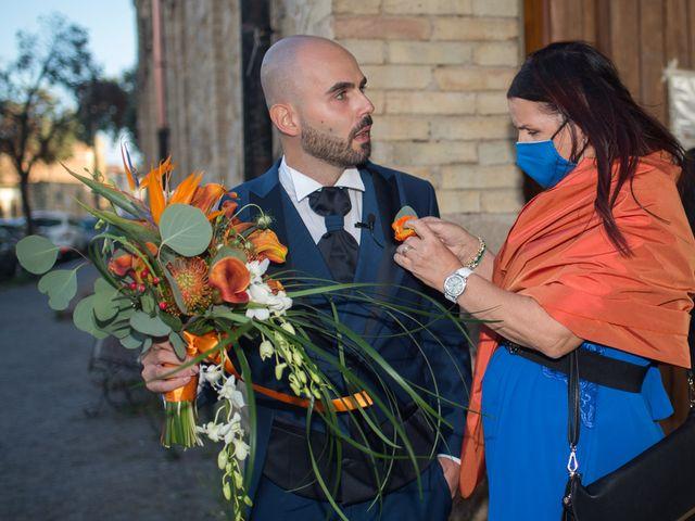 Il matrimonio di Simone e Noemi a Settimo San Pietro, Cagliari 80