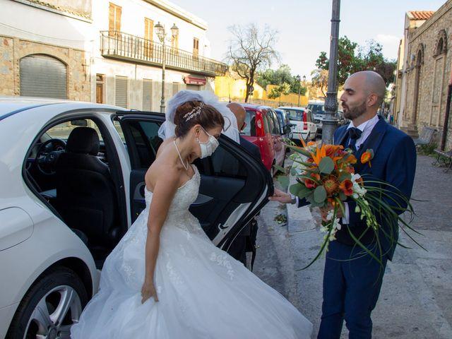 Il matrimonio di Simone e Noemi a Settimo San Pietro, Cagliari 85