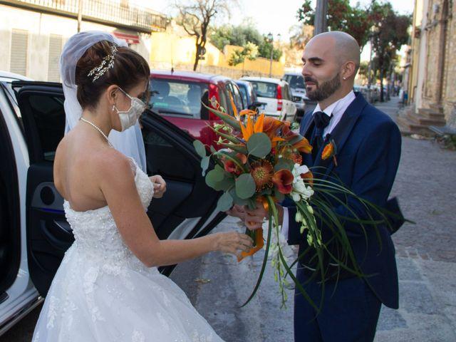Il matrimonio di Simone e Noemi a Settimo San Pietro, Cagliari 86