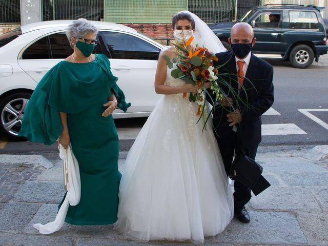 Il matrimonio di Simone e Noemi a Settimo San Pietro, Cagliari 92