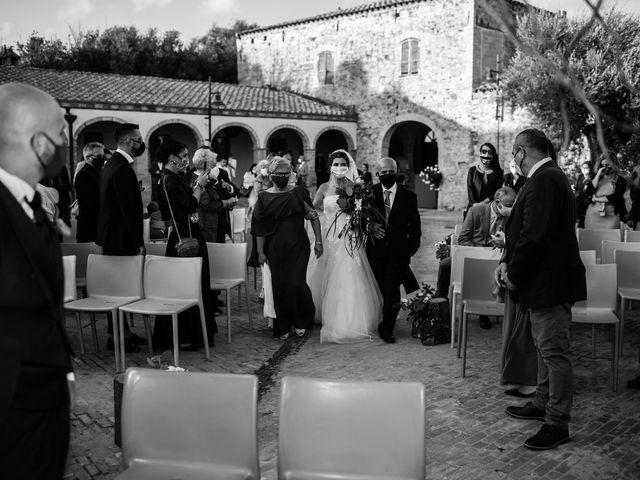 Il matrimonio di Simone e Noemi a Settimo San Pietro, Cagliari 93