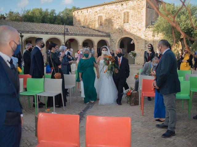 Il matrimonio di Simone e Noemi a Settimo San Pietro, Cagliari 94