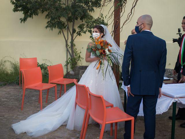 Il matrimonio di Simone e Noemi a Settimo San Pietro, Cagliari 95