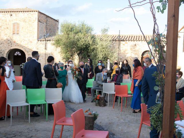 Il matrimonio di Simone e Noemi a Settimo San Pietro, Cagliari 97