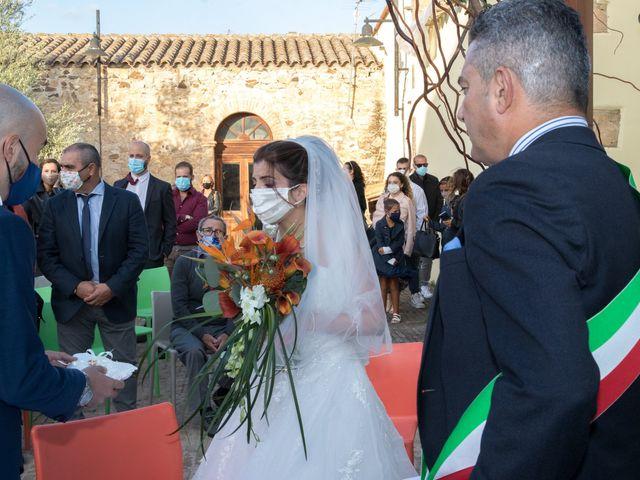 Il matrimonio di Simone e Noemi a Settimo San Pietro, Cagliari 98