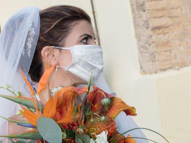 Il matrimonio di Simone e Noemi a Settimo San Pietro, Cagliari 99