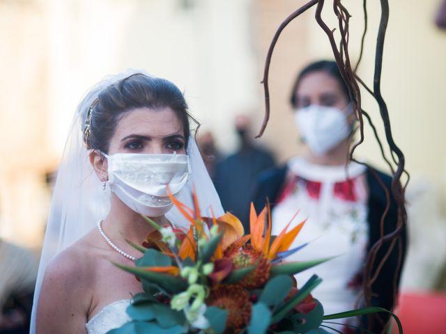 Il matrimonio di Simone e Noemi a Settimo San Pietro, Cagliari 102