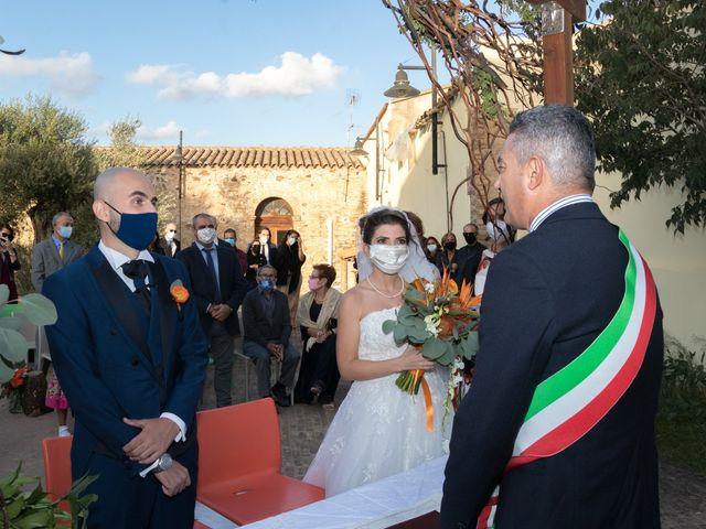 Il matrimonio di Simone e Noemi a Settimo San Pietro, Cagliari 103
