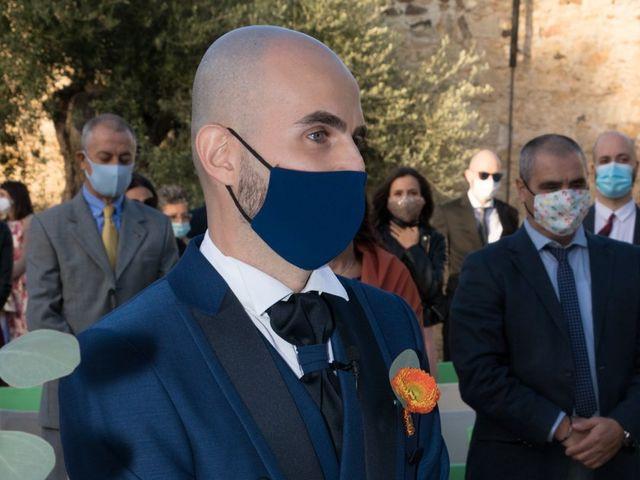 Il matrimonio di Simone e Noemi a Settimo San Pietro, Cagliari 104