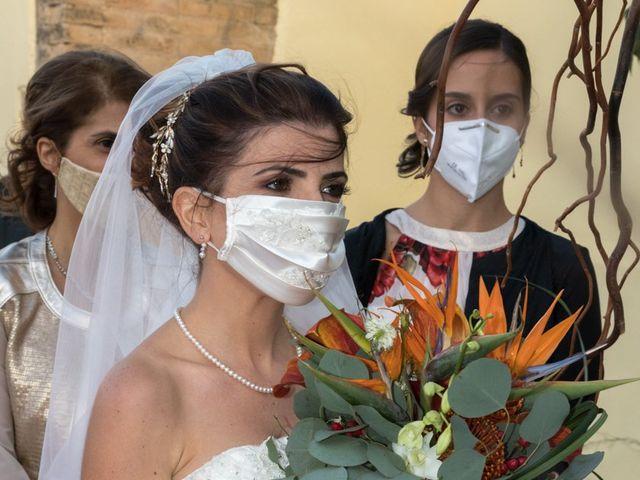 Il matrimonio di Simone e Noemi a Settimo San Pietro, Cagliari 106