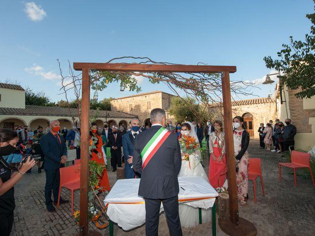 Il matrimonio di Simone e Noemi a Settimo San Pietro, Cagliari 109