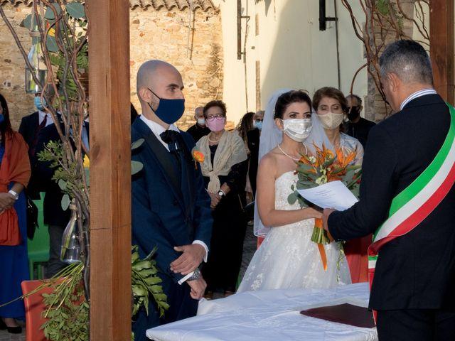 Il matrimonio di Simone e Noemi a Settimo San Pietro, Cagliari 112