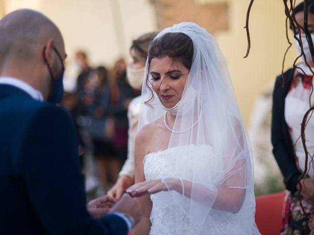 Il matrimonio di Simone e Noemi a Settimo San Pietro, Cagliari 114