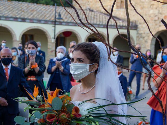 Il matrimonio di Simone e Noemi a Settimo San Pietro, Cagliari 116