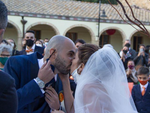 Il matrimonio di Simone e Noemi a Settimo San Pietro, Cagliari 117
