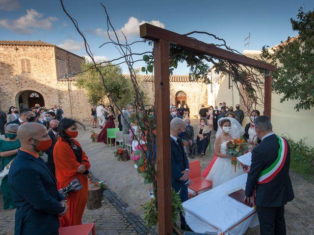 Il matrimonio di Simone e Noemi a Settimo San Pietro, Cagliari 119