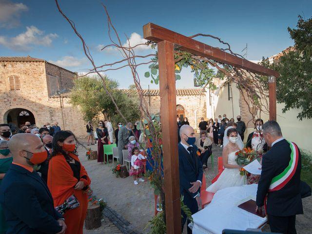 Il matrimonio di Simone e Noemi a Settimo San Pietro, Cagliari 120