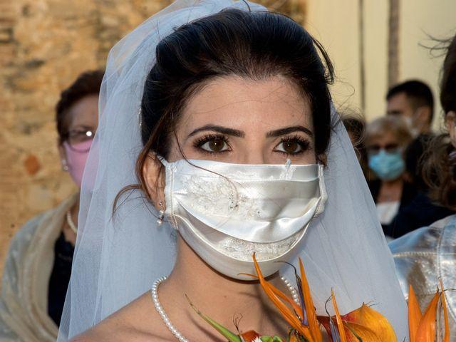 Il matrimonio di Simone e Noemi a Settimo San Pietro, Cagliari 122