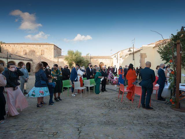 Il matrimonio di Simone e Noemi a Settimo San Pietro, Cagliari 123