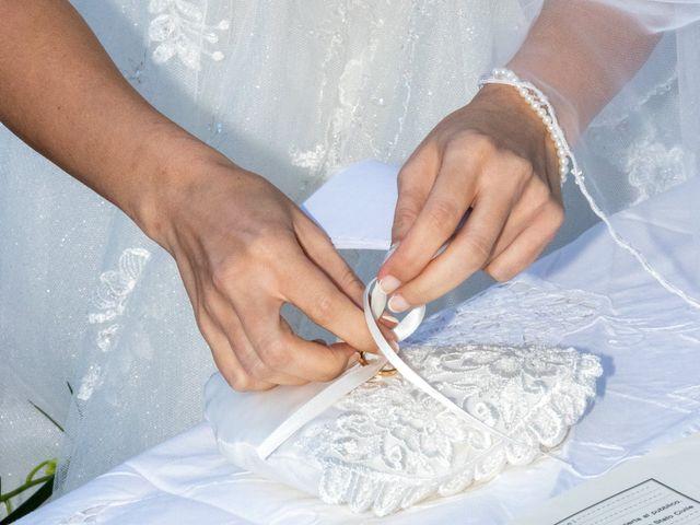 Il matrimonio di Simone e Noemi a Settimo San Pietro, Cagliari 125