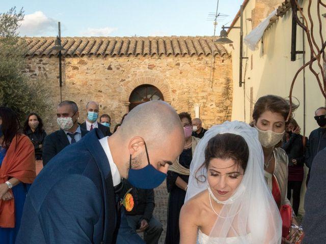 Il matrimonio di Simone e Noemi a Settimo San Pietro, Cagliari 126