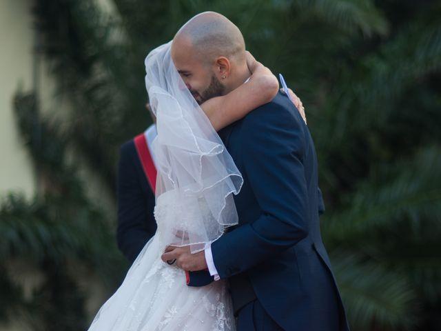 Il matrimonio di Simone e Noemi a Settimo San Pietro, Cagliari 1