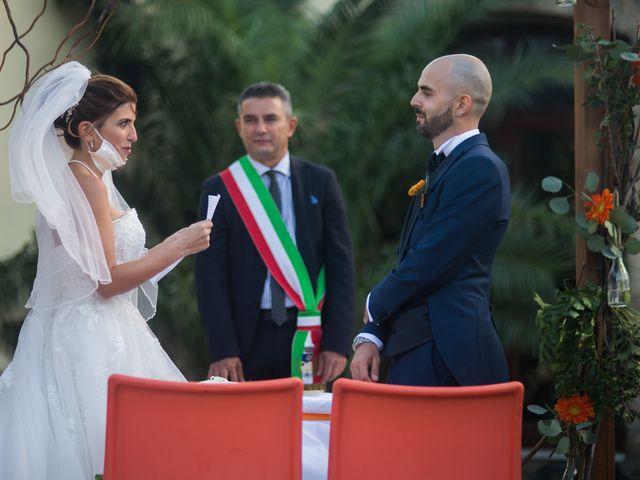Il matrimonio di Simone e Noemi a Settimo San Pietro, Cagliari 129