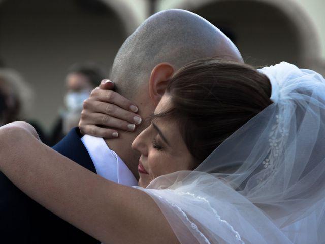Il matrimonio di Simone e Noemi a Settimo San Pietro, Cagliari 131
