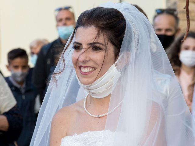 Il matrimonio di Simone e Noemi a Settimo San Pietro, Cagliari 132