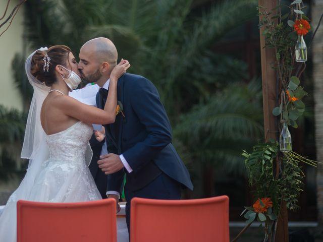 Il matrimonio di Simone e Noemi a Settimo San Pietro, Cagliari 133