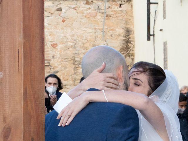 Il matrimonio di Simone e Noemi a Settimo San Pietro, Cagliari 134
