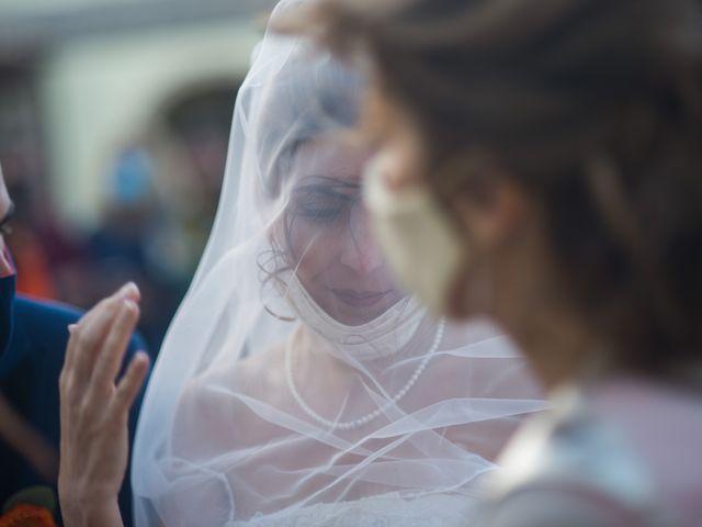 Il matrimonio di Simone e Noemi a Settimo San Pietro, Cagliari 141