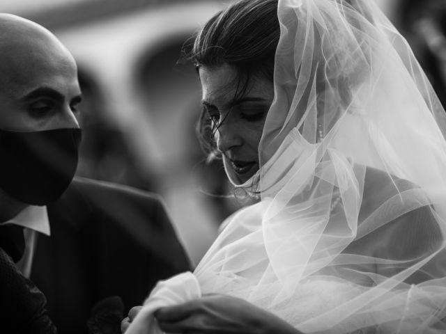 Il matrimonio di Simone e Noemi a Settimo San Pietro, Cagliari 142